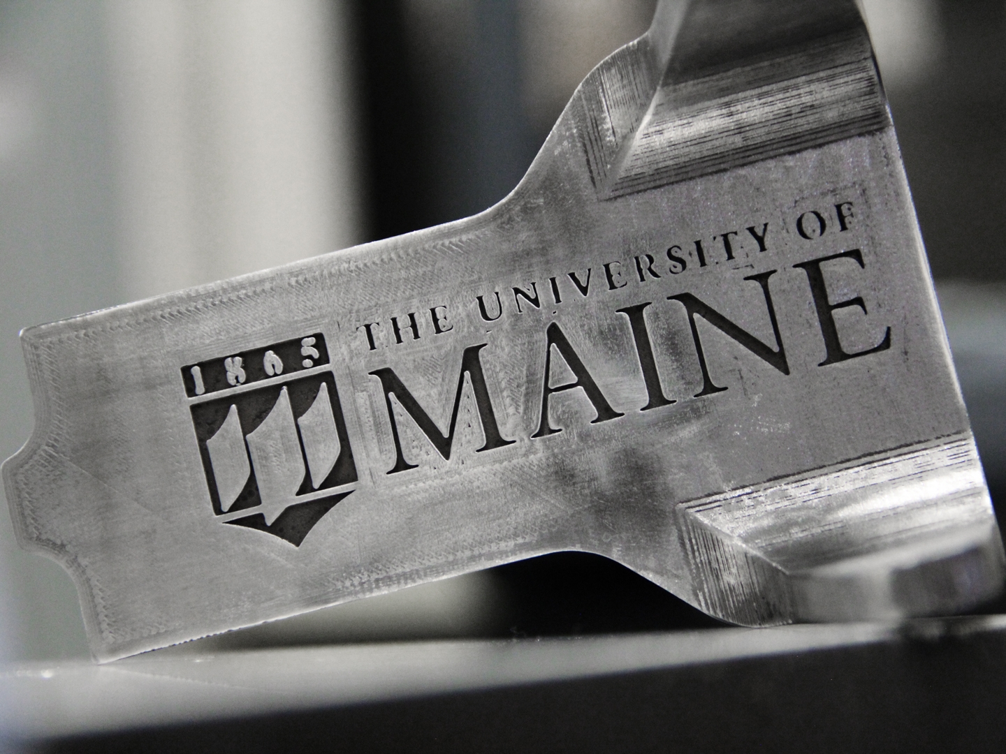University of Maine Center for Additive Manufacturing of Metals